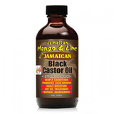 Jamaican Mango & Lime Jamaican Black Castor Oil 4 oz