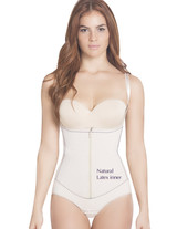 Panty Strapless Shapewear with Latex