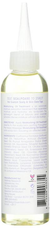 Design Essentials Scalp & Skin Moisturizing Oil Treatment, Lavender 4 Fl Oz