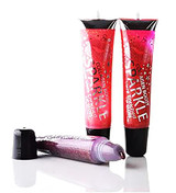 Collagen Boost Aloe Vera Enriched Sparkle Lip Gloss 6 Piece Set