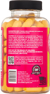Mielle Organics Adult Healthy Hair Formula Vitamins with Biotin, 60 Count