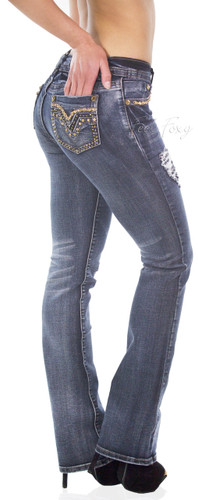 f072d11d890 Feel Foxy Amber Bootcut Jeans