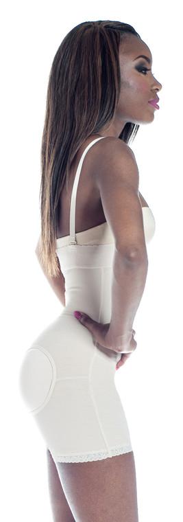 Butt Lifter Body Short with Vitamin E and Algae