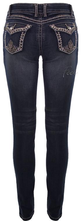 Feel Foxy Shimmer Jeans