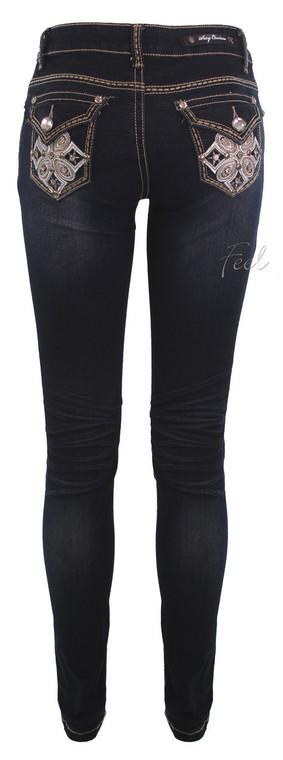 Feel Foxy Dazzle Jeans