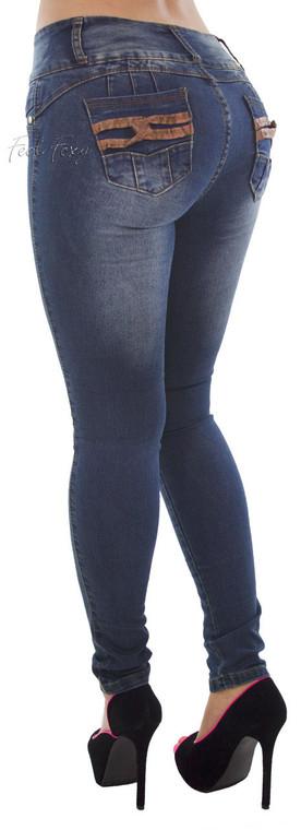 Hailey Butt Lift Jean