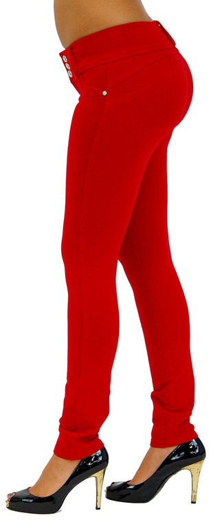 Butt Lift Pant 1119 Red