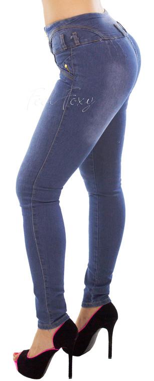 Rose Butt Lift Jeans