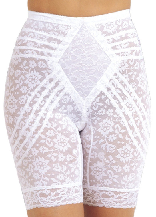 Extra Firm Shaping Leg Shaper With Garters