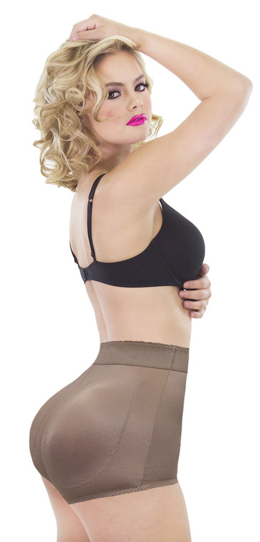 HIGH WAIST PADDED PANTY SOFT CONTROL