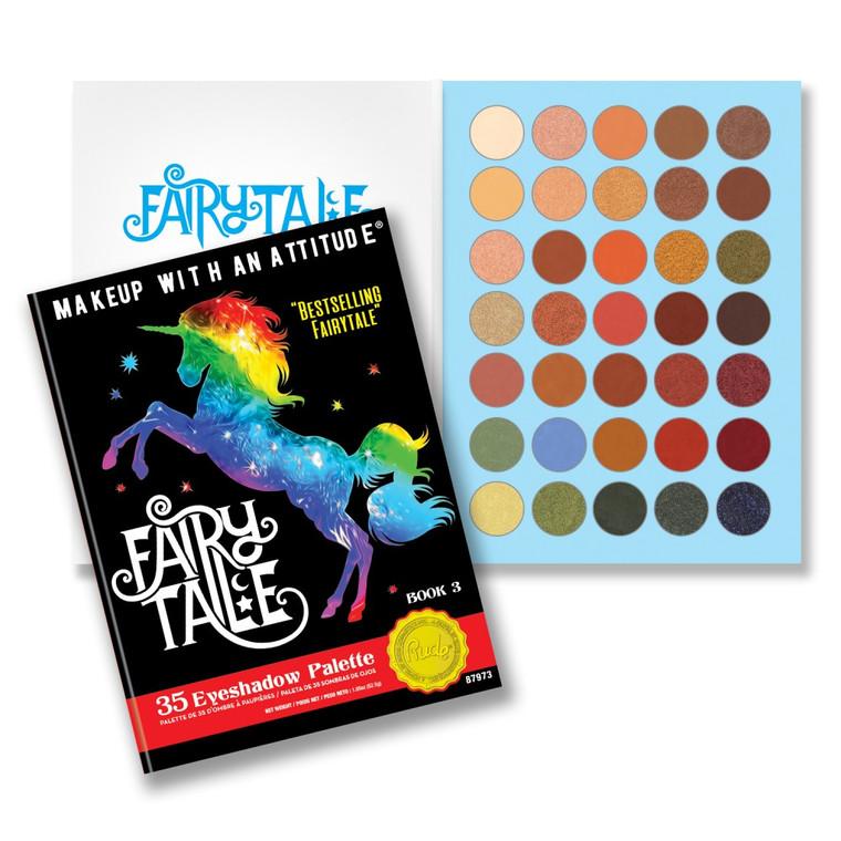 Rude Fairy Tale Eyeshadow Book 3