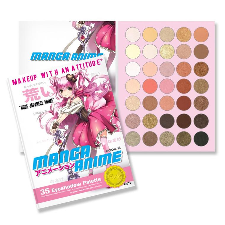 Rude Manga Anime - Eyeshadow Book 2