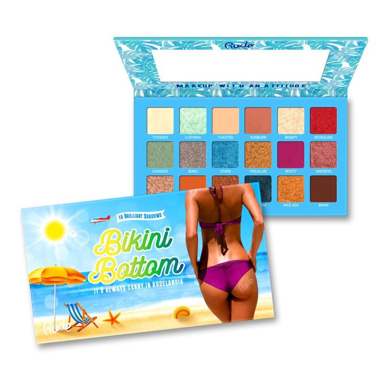 Bikini Bottom 18 Eyeshadow Palette