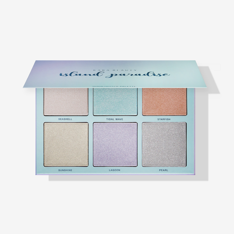 Island Paradise Highlighter Palette