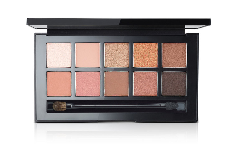 Color-Fit Eye Shadow Midnight Cocktail Palette