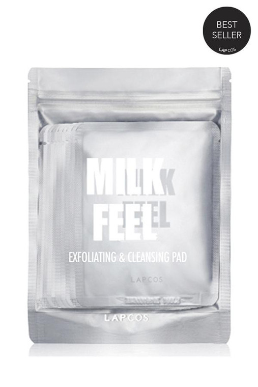 Milk Feel Exfoliating & Cleansing Pad (10 Pack)