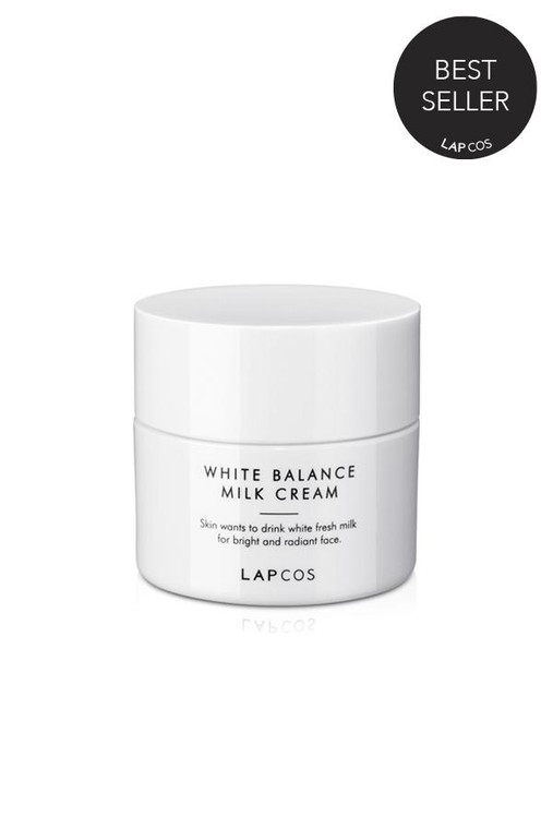 White Balance Milk Cream