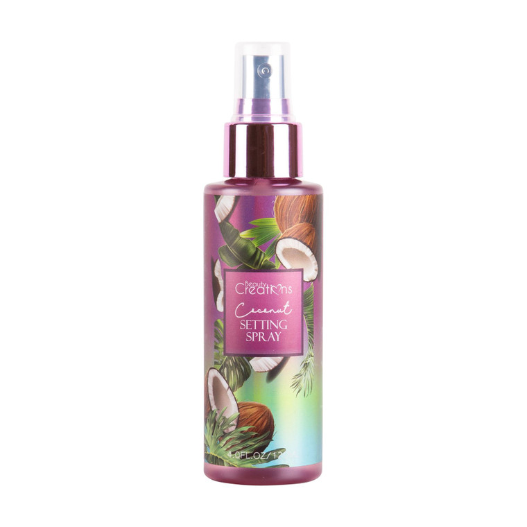 BEAUTY CREATIONS COCONUT SETTING SPRAY