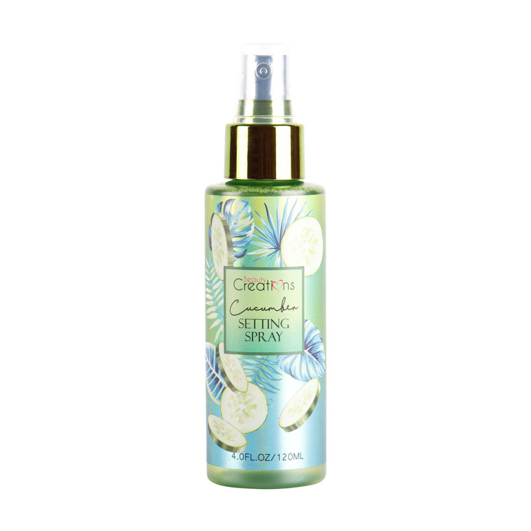BEAUTY CREATIONS CUCUMBER SETTING SPRAY