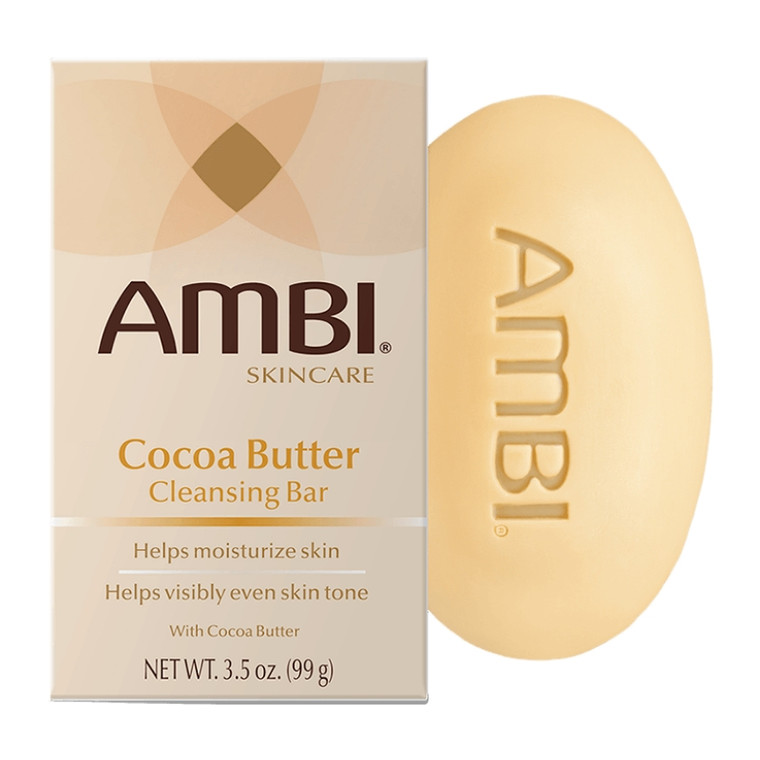 AMBI® Cocoa Butter Cleansing Bar
