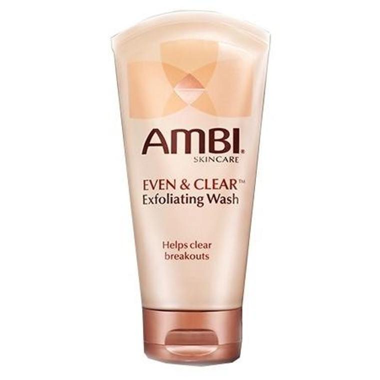 AMBI® Even & Clear® Exfoliating Wash 5oz