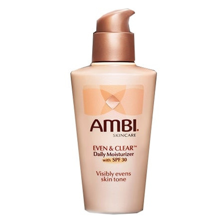 AMBI® Even & Clear® Daily Facial Moisturizer SPF 30 3.5oz