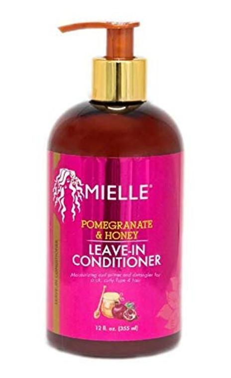 Mielle Pomegranate & Honey Leave In Conditioner 12oz