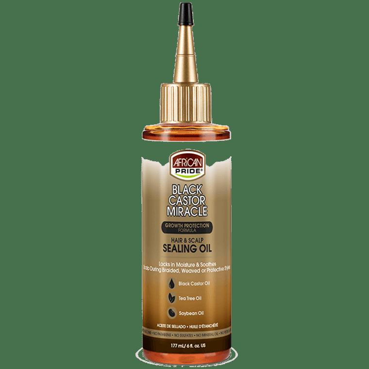 Hair & Scalp Sealing Oil 6oz