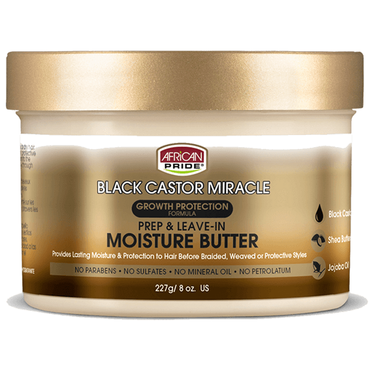 Prep & Leave-In Moisture Butter 8oz