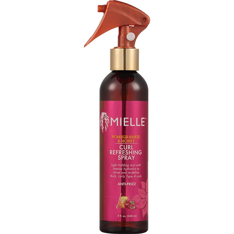 Mielle Pomegranate & Honey Curl Refreshing Spray 8oz