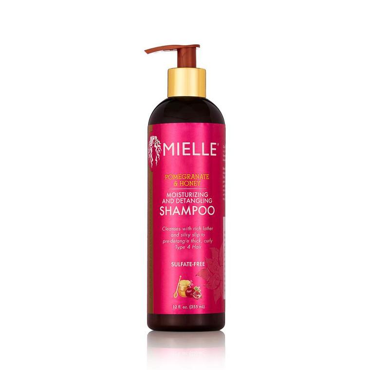 Pomegranate & Honey Moisturizing and Detangling Shampoo 12 oz