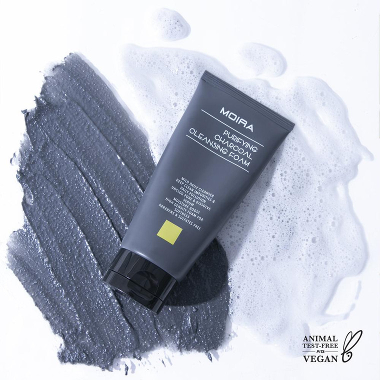 PURIFYING CHARCOAL CLEANSING FOAM