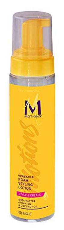 Motions Style and Create Versatile Foam Styling Lotion 8.5 oz