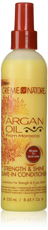 Argan Oil Strength & Shine Leave-in Conditioner 8.45oz