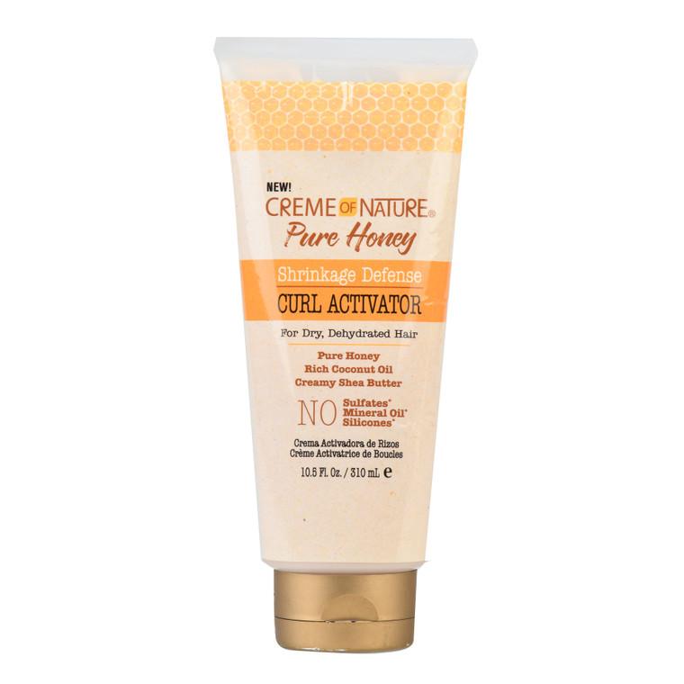 Creme Of Nature Pure Honey Curl Activator 10.5 oz