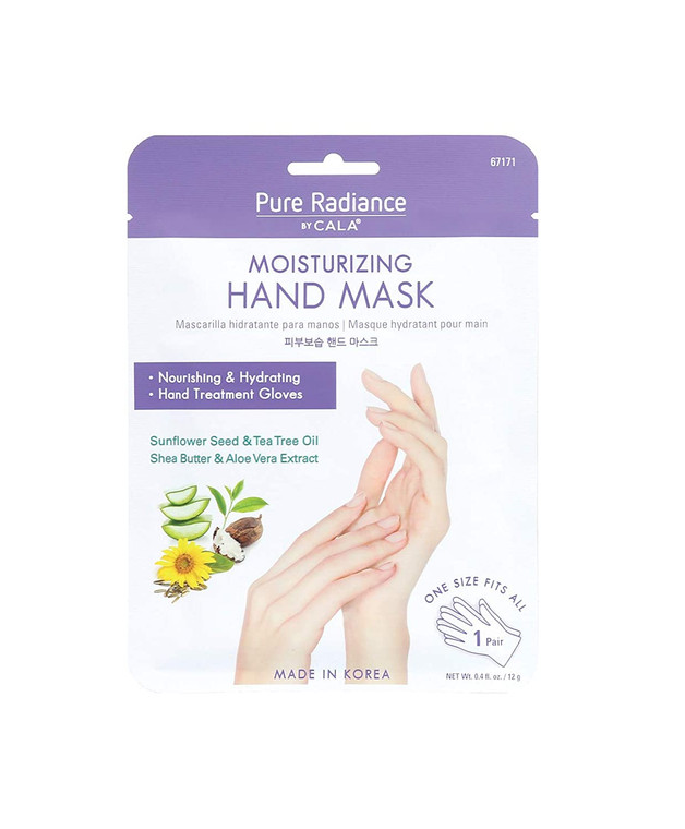Cala Moisturizing Hand Masks 3 Count