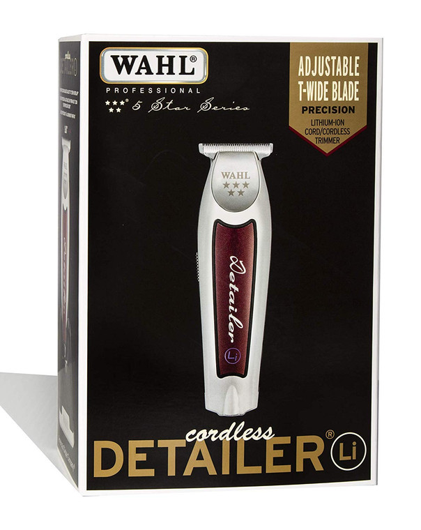 Wahl Professional 5-Star Series Lithium-Ion Cord/Cordless Detailer Li #8171