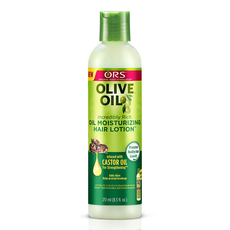 ORS Olive Oil Incredibly Rich Oil Moisturizing Hair Lotion 8.5 Ounce