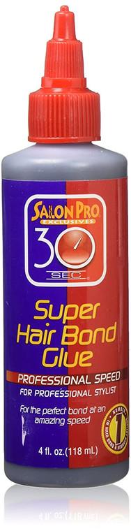 Salon Pro 30 Second Bonding Glue 2 oz | 4 oz