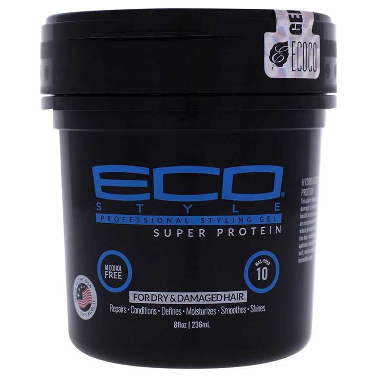 Eco Style Gel - Regular Super Protein 8 Oz