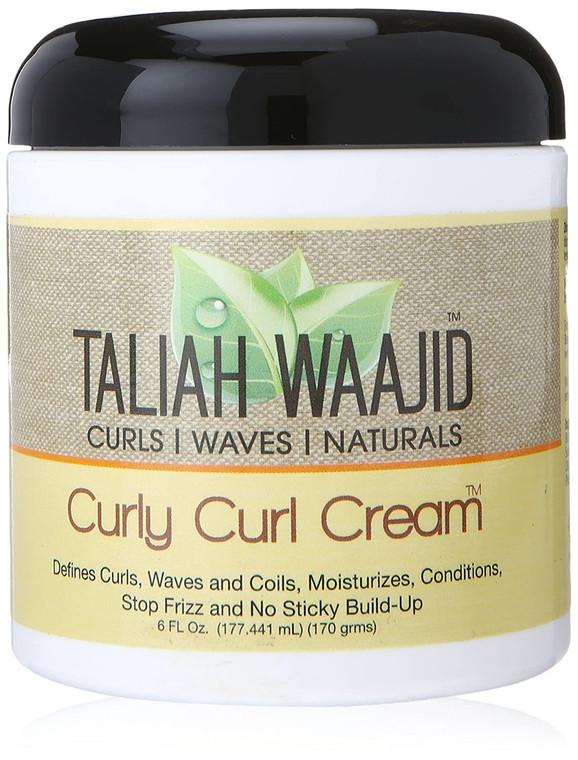 Taliah Waajid Curly Curl Cream 6 ounces