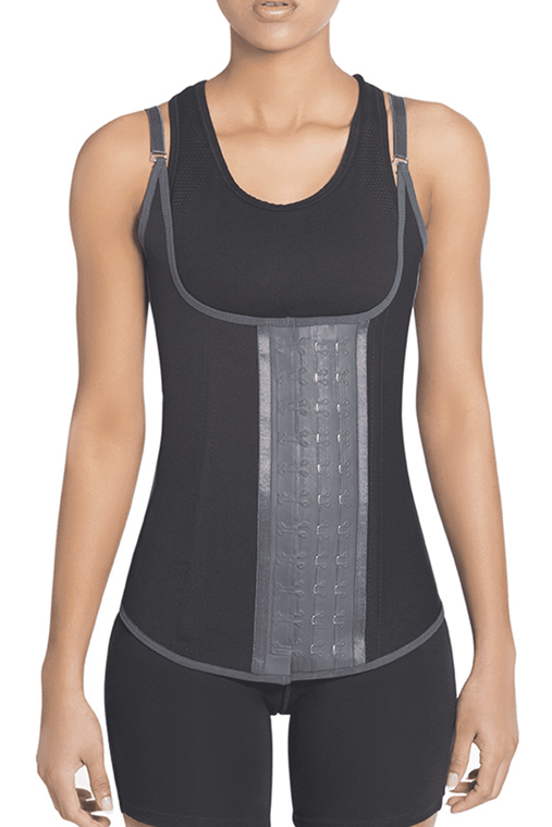 Latex Waist Trainer with Straps