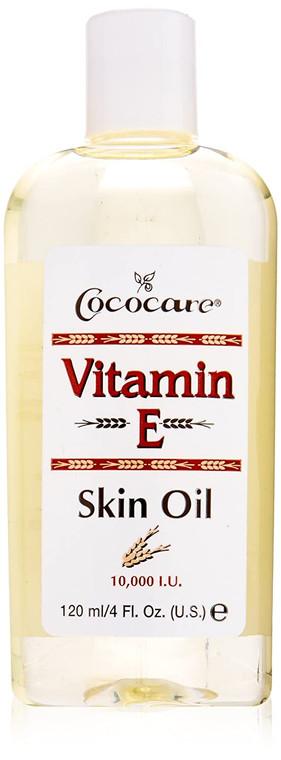 Cococare Vitamin E Skin Oil, 4 Oz