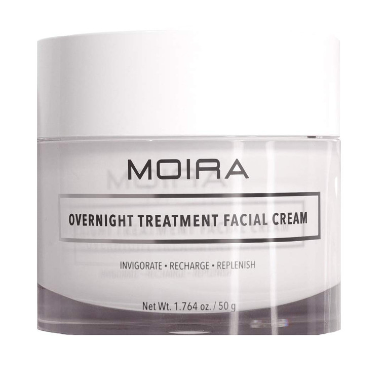 MOIRA OVERNIGHT TREATMENT FACIAL CREAM