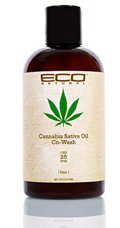 Eco Natural Cannabis Sativa Oil Co Wash 8oz