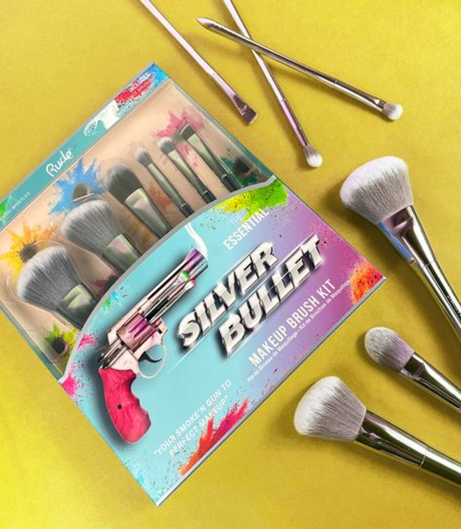 Silver Bullet Makeup Brush Kit