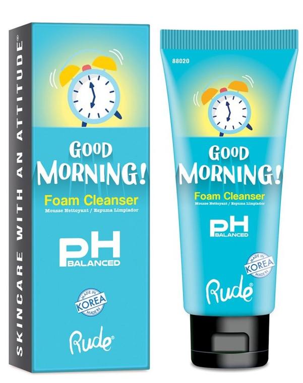 Good Morning! Foam Cleanser - pH Balanced
