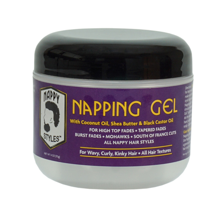 Nappy Styles Napping Gel 4 oz