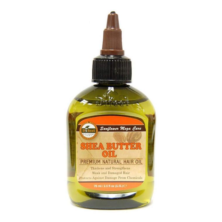Shea Butter Oil Premium Natural Hair Oil 2.5 Oz