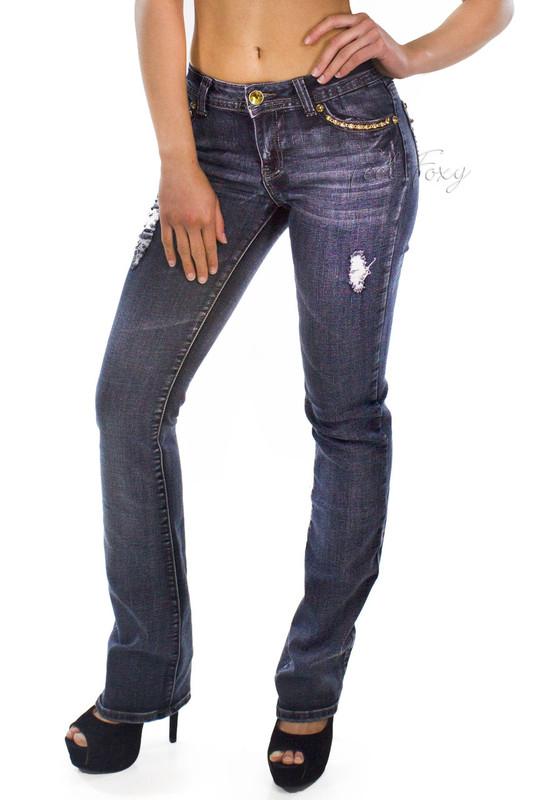 f67298d425c Feel Foxy Amber Bootcut Jeans (FFS34)